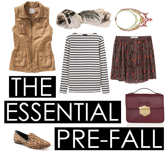 15 Transition Pieces to Wear Right Now . . .