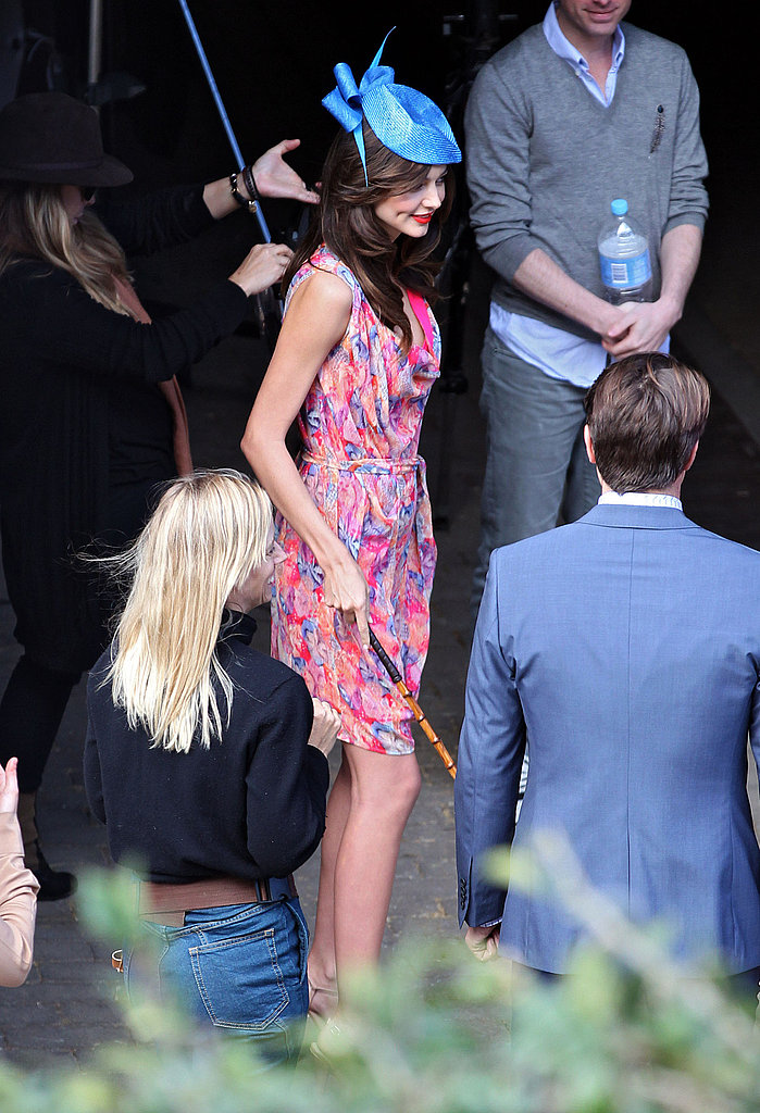 Miranda Kerr Steps Out For a Sexy and Fascinating Photo Shoot