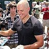Matt Damon Pictures With a Bald Head
