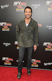 Jeremy Piven at the Spy Kids premiere.
