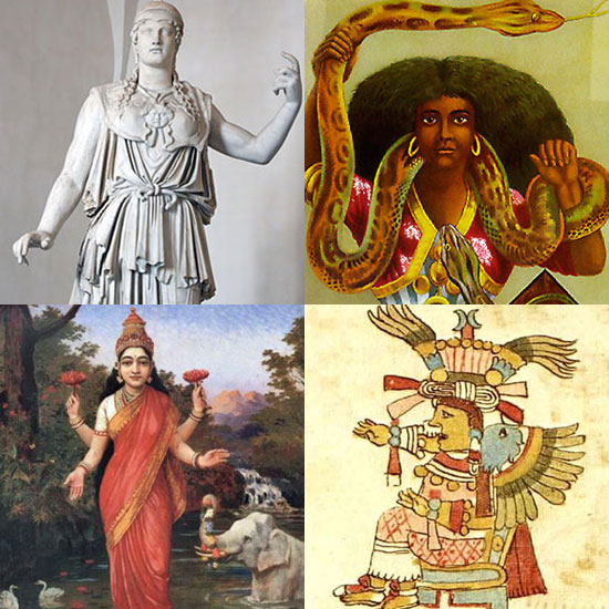8 Divine Goddesses You May Not Know