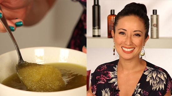 Get Glowing With This Easy Homemade Scrub