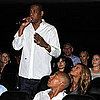 Beyonc Knowles Pictures at Listening Party For Kanye and Jay-Z