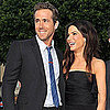 Ryan Reynolds and Sandra Bullock Pictures at The Change-Up Premiere