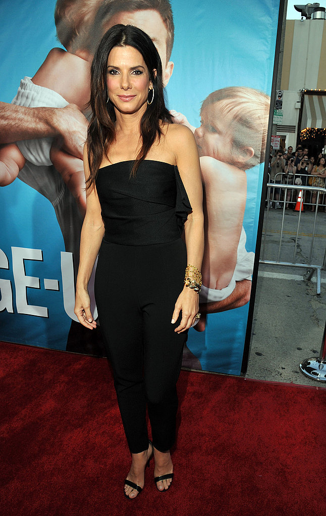 Sandra Bullock wears Lanvin for The Change-Up.