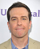 Ed Helms at NBC party.