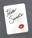 Hello Sweetie Card ($4)