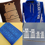 Doctor Who Memorabilia and Crafts