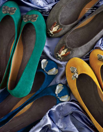 Anthropologie's August Issue Shows Vintage Charm and Gorgeous Shoes