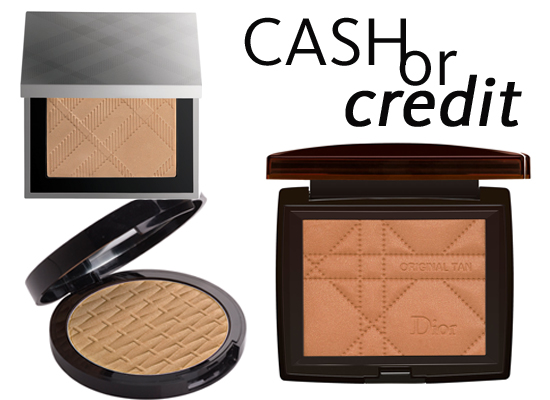 Cash or Credit: Textured Bronzers to Get Your Glow On With