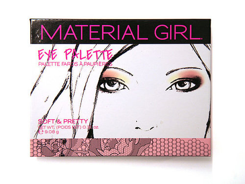 Material Girl Beauty: Pictures of Madonna's New Makeup Line 2011-08-04 03:08:40