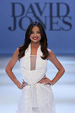 Miranda Kerr wears sheer for David Jones.