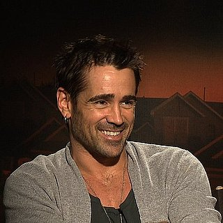 Colin Farrell Fright Night Interview on Vampires [Video]