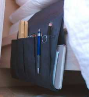 Keep Bedside Accessories Organized