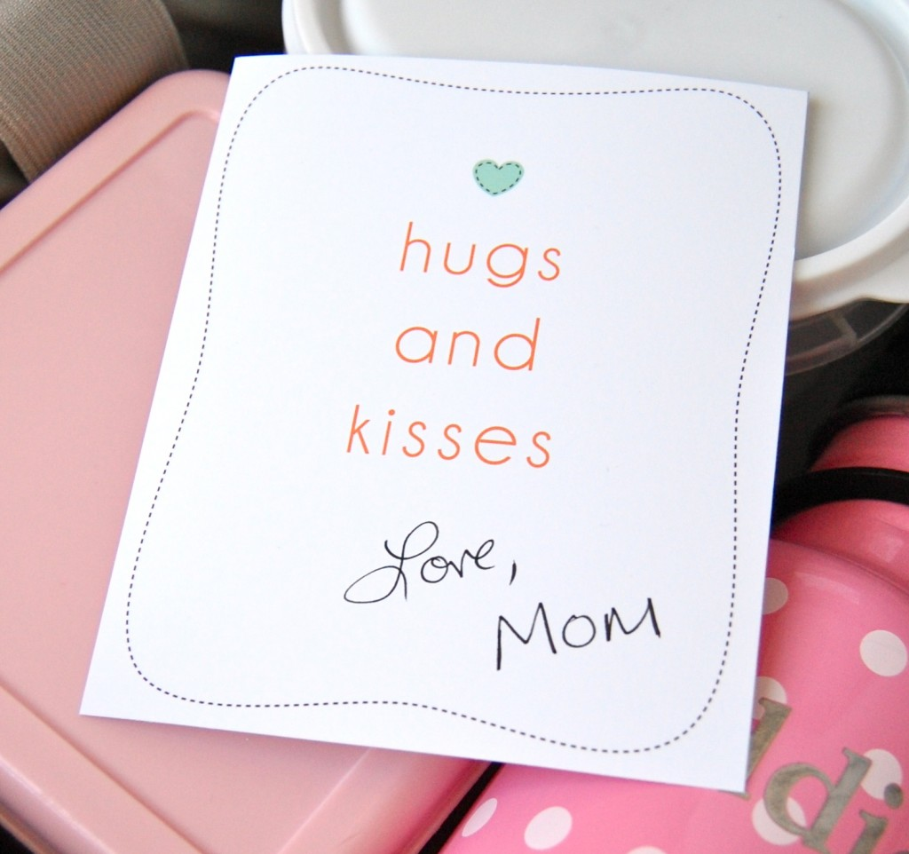 Frog Paper Prince Lunch Box Love Notes