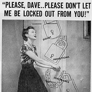 Offensive and Sexist Vintage Ads