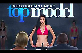 Sneak Peek of Season Seven of Australia's Next Top Model: Cassandra Phillips-Sainsbury Meets the Judges in Top 100 Episode