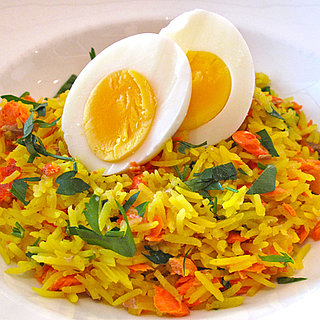 Name of UK Dish With Eggs and Rice