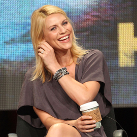 Claire Danes Talks About Homeland and My So-Called Life at Summer TCA