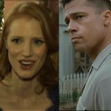"Jessica Chastain: ""Who Does Not Have a Crush on Brad Pitt?"""