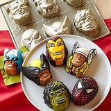 Marvel Comic Book Cookie Cutter and Baking Kits