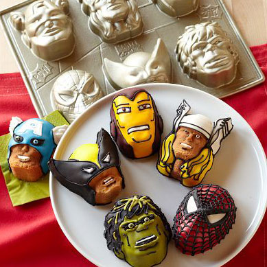 Williams-Sonoma Adds Some Marvel to Cookies