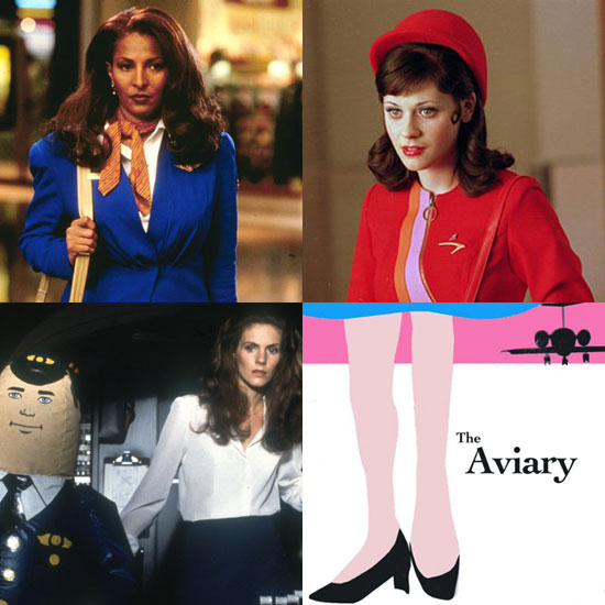 Prepare For Takeoff: Our Favorite Onscreen Flight Attendants