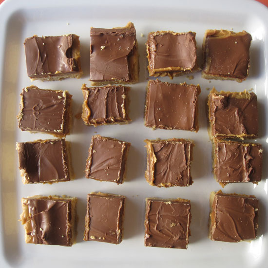 Chocolate Peanut Butter Bar Recipe 2011-08-05 18:00:20