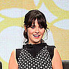 Zooey Deschanel Talks About New Girl at Summer TCA