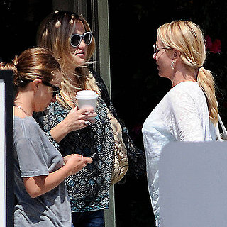 Kate Hudson at Lunch With Jennifer Meyer Pictures