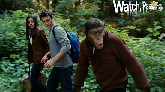 Watch, Pass, or Rent Video Movie Review: Rise of the Planet of the Apes