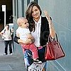 Miranda Kerr Carries Flynn Bloom in Sydney Pictures