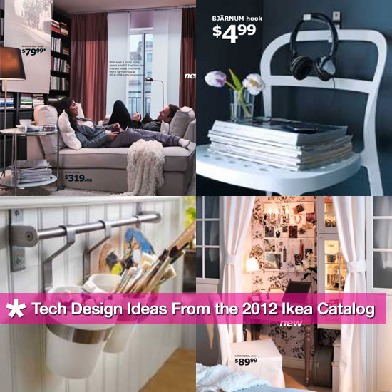 Geek Design Tips From Ikea's 2012 Catalog