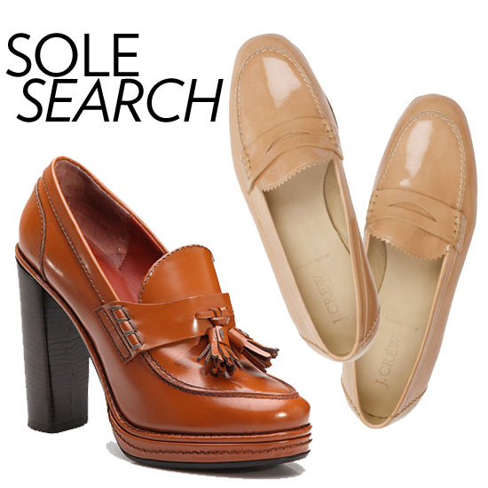 Loafers Are Fall's Perfect Transitional Shoe
