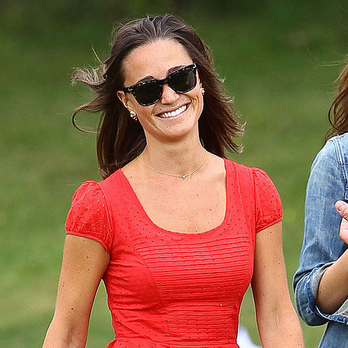 Pippa Middleton Pictures With Alex Loudon at Cricketer Cup