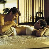 Pierce Brosnan shared the big screen with Halle Berry in 2002's Die Another Day.