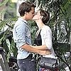 Emma Watson and Johnny Simmons Kissing Pictures