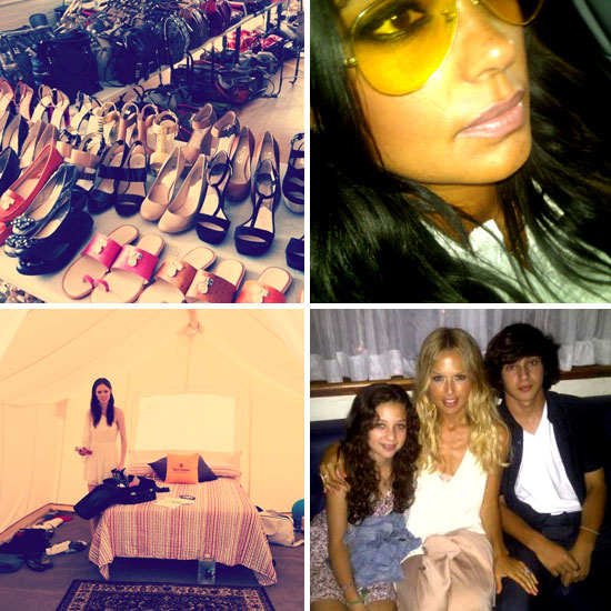 Fashionable Twitpics of the Week