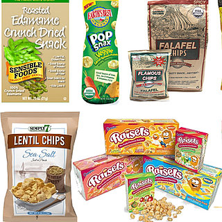 New Healthy After-School Snacks For Kids