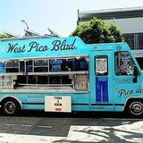 Pico de Gap SF Taco Truck With Menu by Top Chef Ryan Scott