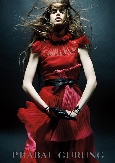 Exclusive —  The Never-Before-Seen Image from Prabal Gurung's Fall 2011 Campaign, Plus 5 More
