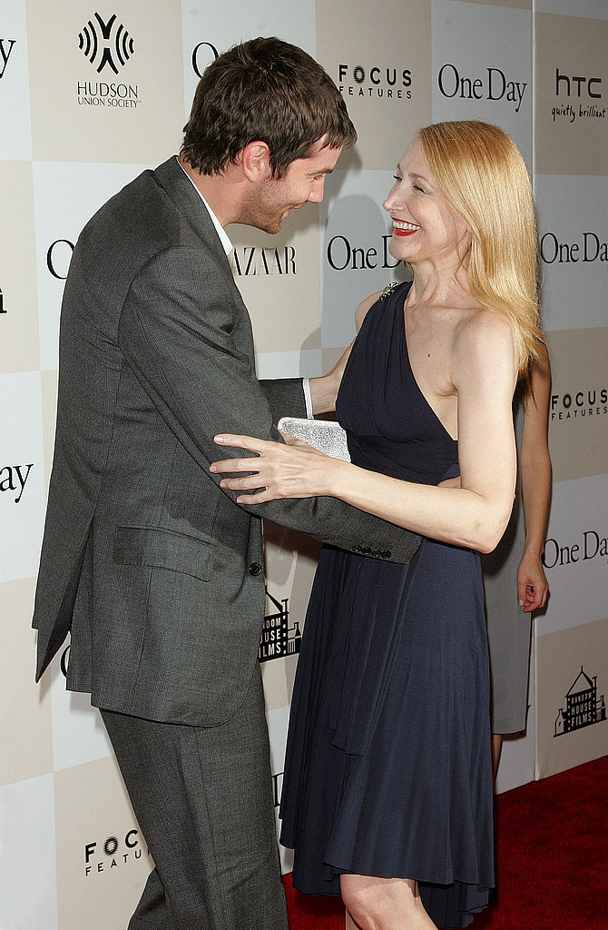 Jim Sturgess and Patricia Clarkson.