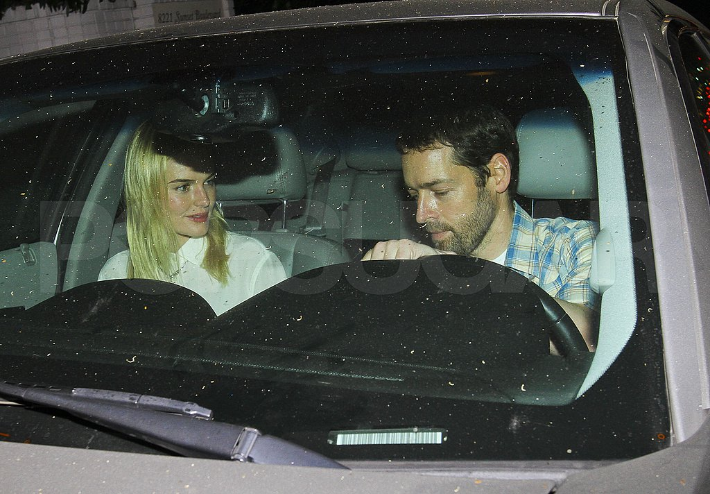 Michael Polish got behind the wheel leaving their dinner date.
