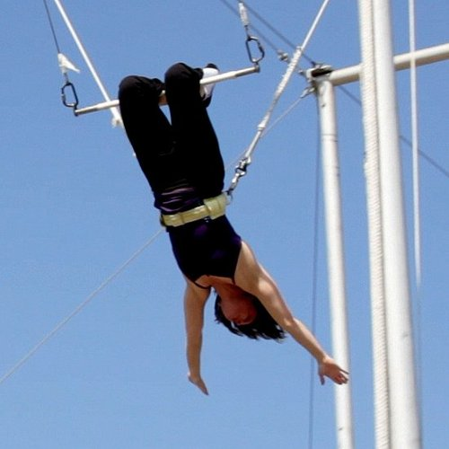 Flying Trapeze For Beginners