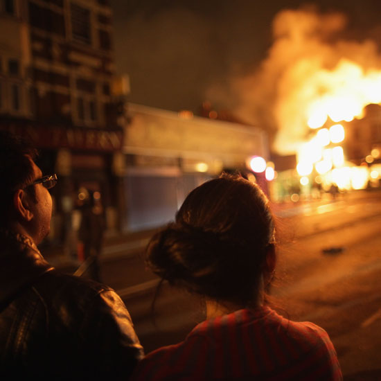 Picture It: London's Burning