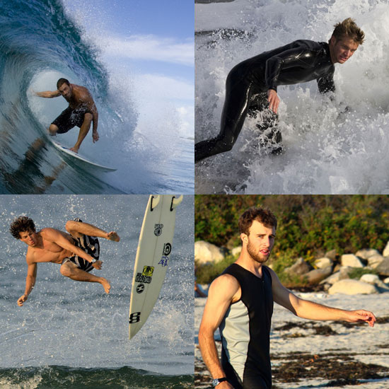 End-of-Summer Surfer Eye Candy