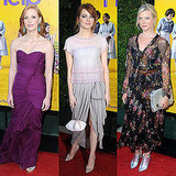 Celebrity Dresses at The Help Premiere