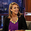 Jessica Alba and Jimmy Kimmel Childbirth Class Video