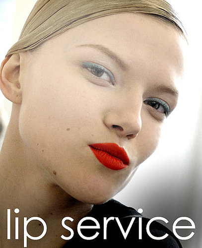 Fall 2011 Beauty Trends - Lipstick