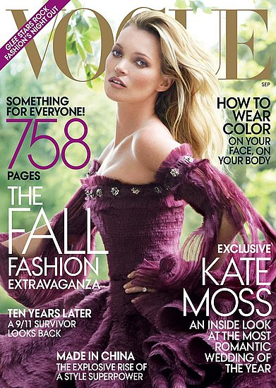 Vogue September 2011